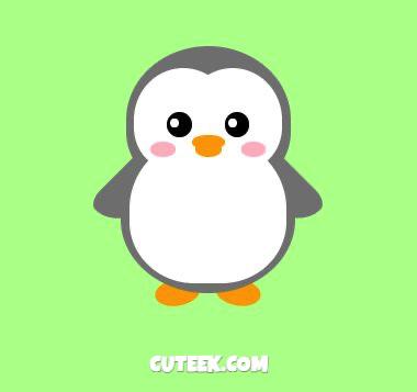 CSS Penguin