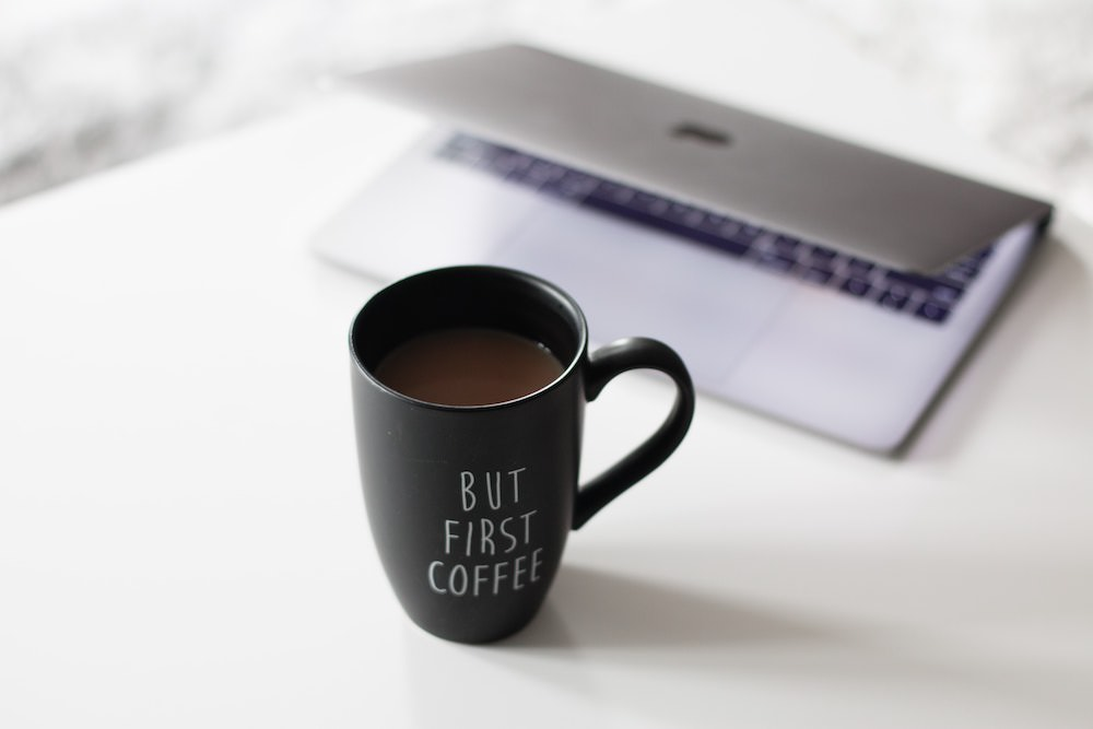 Coffee Shop Mystery