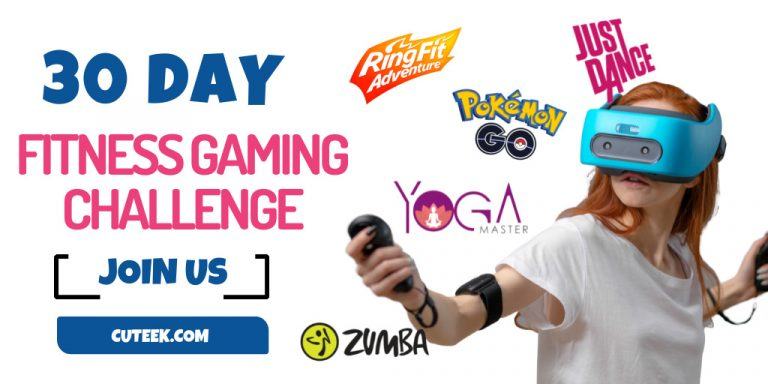 30 Day Fitness Gaming Challenge