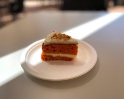 August Goals + Tiny Carrot Cake August 01 2021