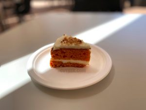 Tiny carrot cake