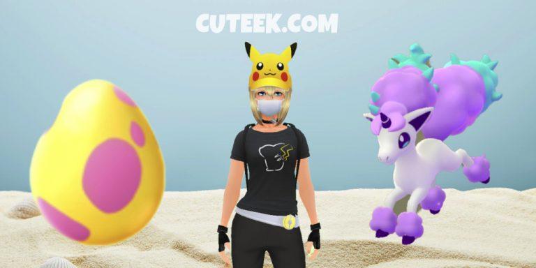 Ponyta Power Walk Pokemon Go