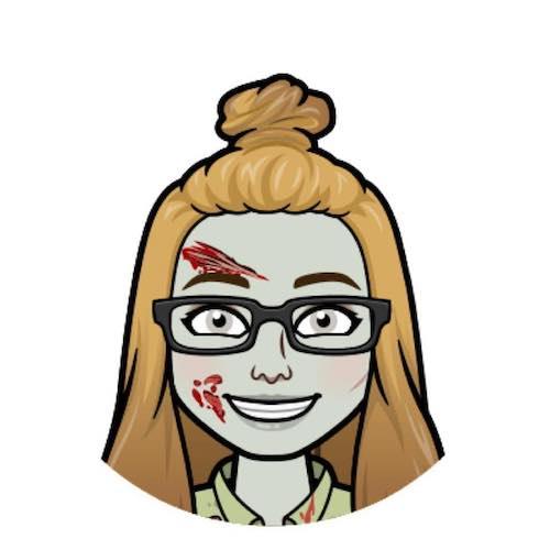 Cuteek Zombie Logo