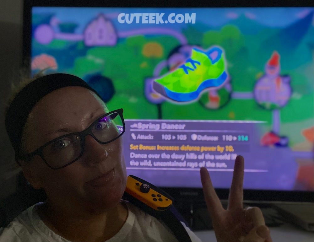 Fitness Gaming Challenge October Day 3